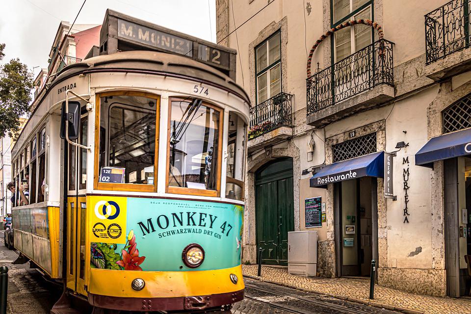 Un paseo por Lisboa.