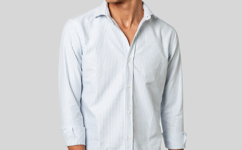 Must have: Camisa Oxford